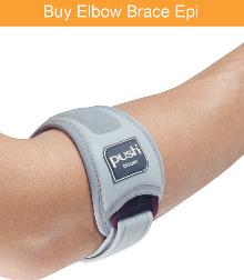 Push med Elbow Brace Epi